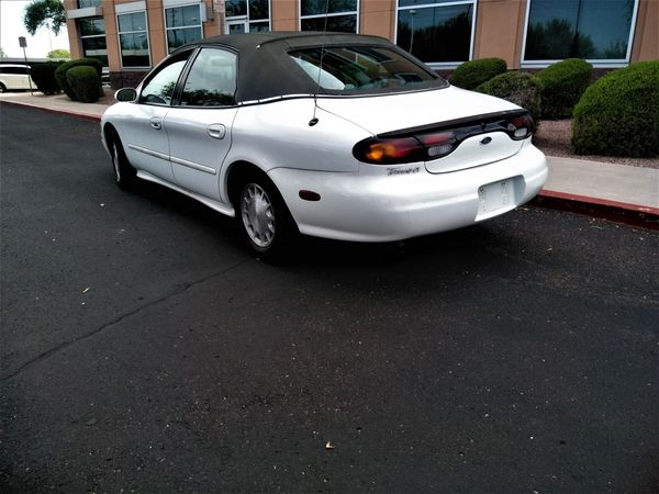 White 1997 Ford Taurus,*Mint*!!! Like new. 1 owner!!! Low miles