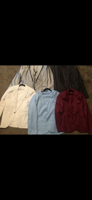 Guys suits 38r(suit size ,29r pants ) $25-150/ trade for Sale in Los Angeles, CA