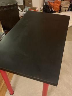 IKEA Linnmn Desk 39x24 for Sale in Tacoma,  WA