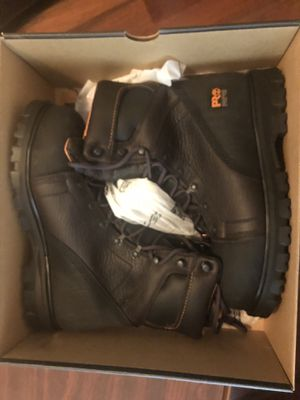 Timberland Pro Rigmaster steel toe leather work boots for Sale in Boca Raton, FL
