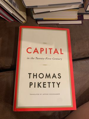 Thomas piketty for Sale in Springfield, VA