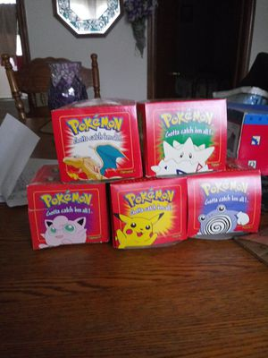 Gold pokemon cards for Sale in Cleveland, OH