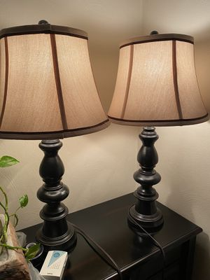 Set of Lamps for Sale in McKnight, PA