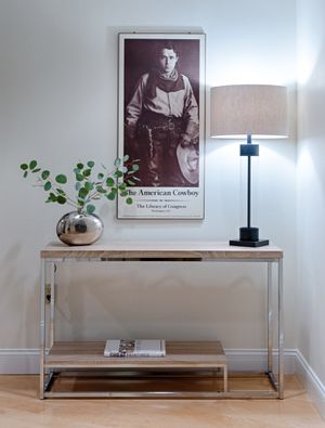 Millennial Collection Hansen Console Table for Sale in Medford, MA