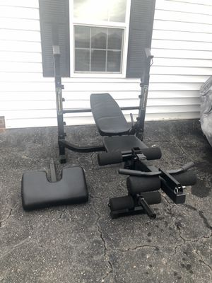 630 LX Performance Olympic adjustable bench for Sale in Linwood, NC