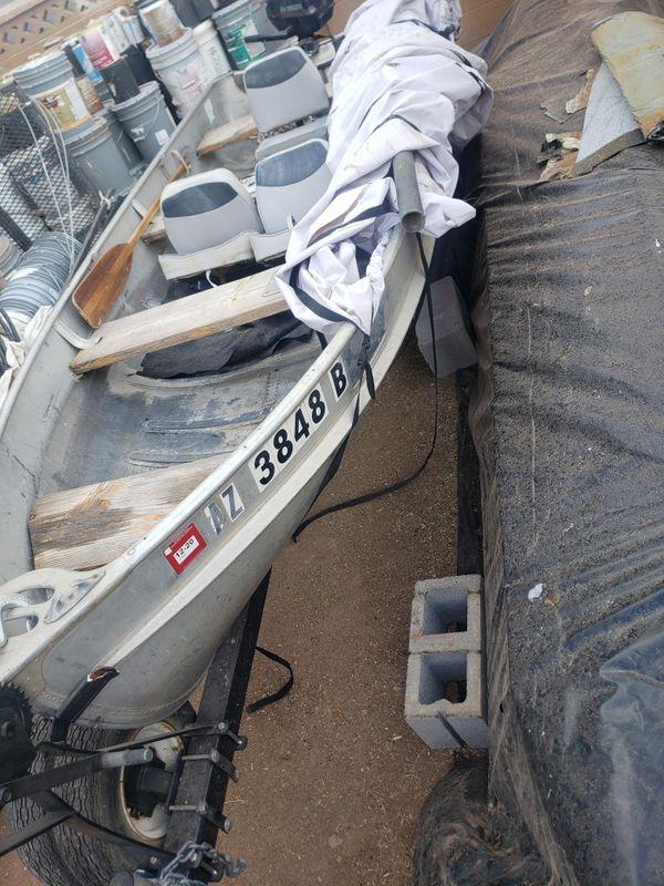 Fishing Boat 12 ft Aluminium. 3 Seat