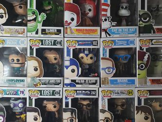 Funko Pops ( Not 5 Dollars Each) for Sale in Portland,  OR