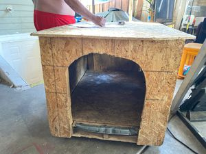 Dog house with wheels for Sale in Castro Valley, CA