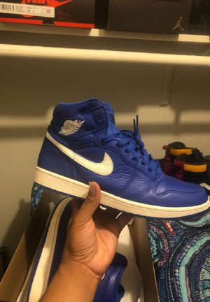 Hyper royal Jordan 1 size 11 8.5/10 condition for Sale in Tampa, FL