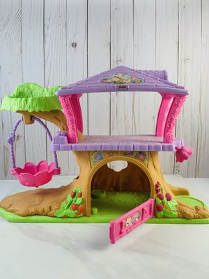Fischer-Price Little People Treehouse Playhouse for Small Toys Game for Sale in Litchfield Park, AZ