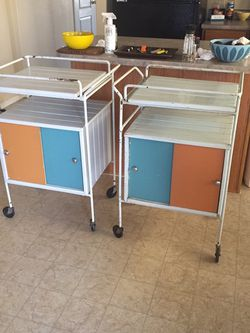 Mid Century Modern pair of cabinets by Arthur Umanoff for Sale in Surprise,  AZ