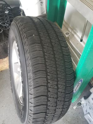JK Jeep 17 OEM Wheels and tires for Sale in Sanford, NC