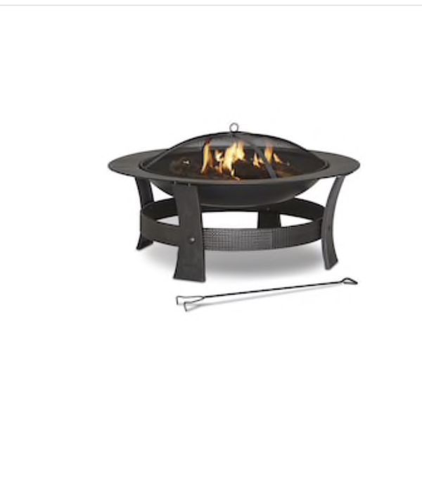 Fire Pit - Wood Burning - Fire Pit