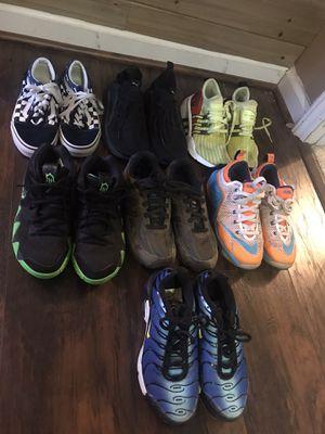 4.5y shoes (please read description) for Sale in Angier, NC