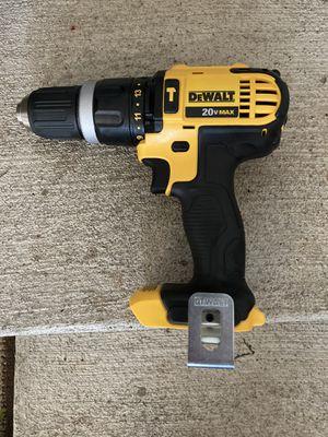 Dewalt hammer drill (tool only) for Sale in Salem, OR