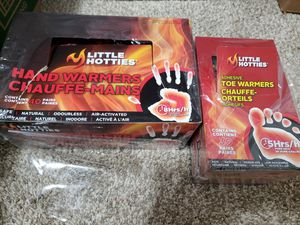 Little Hotties feet and hand warmers for Sale in Vancouver, WA