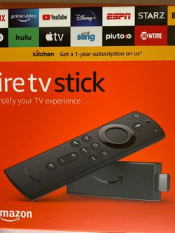 Brand new UnboxedFire TV Stick with Alexa Voice Remote (includes TV controls) for Sale in Bethel Park,  PA