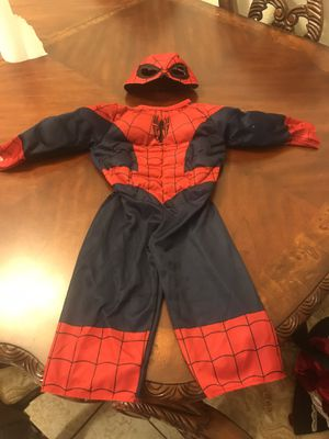 Spider man costume for Sale in Fresno, CA