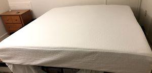King Size Memory Foam Mattress for Sale in Reston, VA