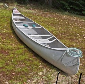 18ft Grumman canoe for Sale in Young, AZ