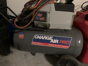 Air Pro Air Compressor 4HP 20 Gallon for Sale in Riverview, FL