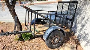 4x3 utility trailer for Sale in Las Vegas, NV