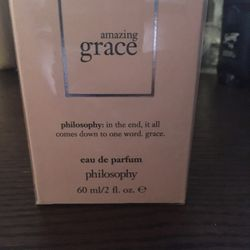 Philosophy Amazing Grace Eau De Parfum 60ml/2.0 Fl. Oz. Unopened for Sale in Tacoma,  WA