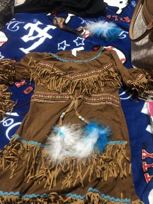 Dream catcher Halloween costume size 4/6 kids for Sale in Los Angeles, CA