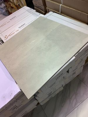 12x24 Quest Matte White Porcelain Floor and Wall Field Tile Flooring Sold By Box for Sale in Fairfax, VA