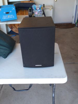 Floor Sub-Woofer for your home stereo system. for Sale in Madera, CA