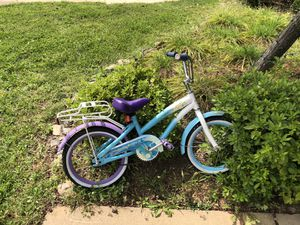 Little girls journey bike for Sale in Frederick, MD
