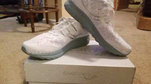 Saucony Ride Iso white noise size 13 for Sale in Denver, CO