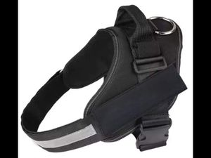 Dog Harness Black Color Vest Sizes S-L for Sale in Sacramento, CA