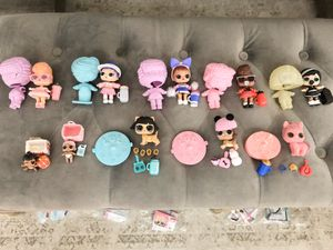 Big Set Of Complete LOL Surprise Dolls for Sale in Lake Stevens, WA