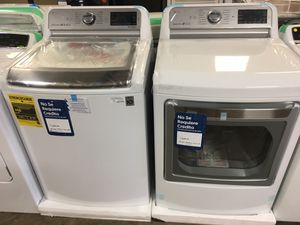 Lg top load washer and dryer set for Sale in Pasadena, TX