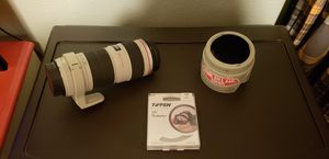 Canon 70-200mm f/4 non-IS for Sale in Cuba, MO