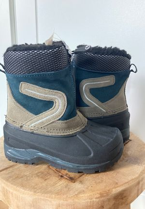 Champion Kids Snow Boots Size 10 for Sale in Montclair, CA