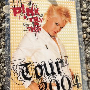 Pink Backstage Pass and Commemorative 2004 for Sale in Greenlawn, NY