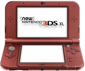 NEW NINTENDO 3DS XL red for Sale in Miami, FL