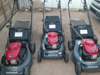 Honda Commercial Mowers for Sale in Dallas,  TX