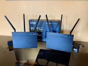 ASUS AC1900 Wireless Router RT-AC68U/R for Sale in Natick, MA