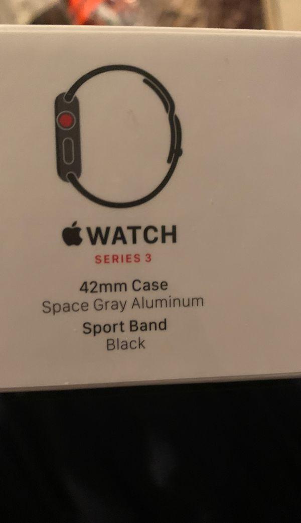 Apple Watch cellular series 3 42mm