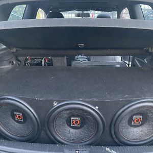 3 12 Subwoofers for Sale in Los Angeles, CA