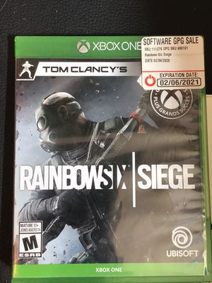 Rainbow six siege for Sale in NM, US