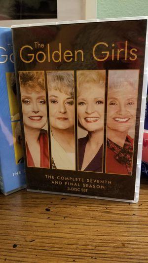 Golden Girls all season DVDs for Sale in Las Vegas, NV