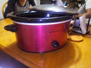 Hamilton Beach Crock-Pot for Sale in Annandale, VA