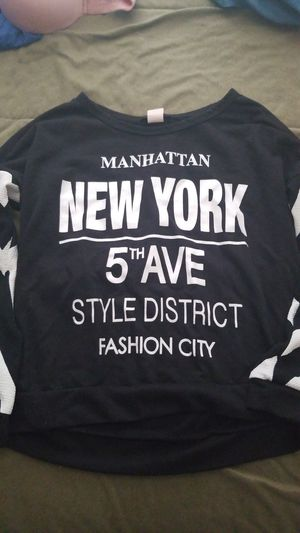 NYC BLACK SHIRT for Sale in Victorville, CA