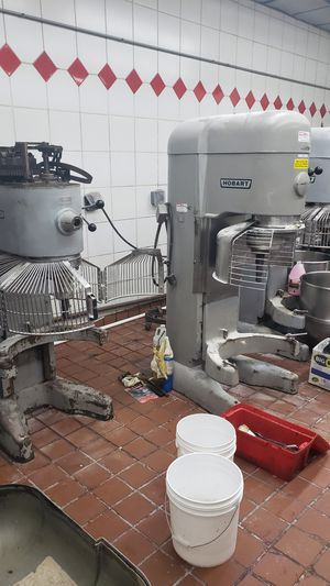 Hobart Dough Mixers Maintenance for Sale in Chicago, IL