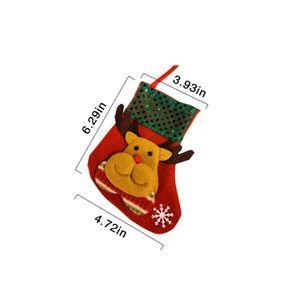 3D Christmas Stockings Tinsel for Sale in Norfolk, VA