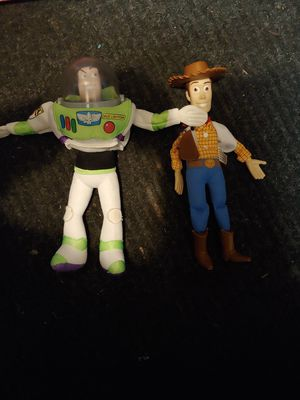 Toy story bk figures for Sale in Woodburn, OR